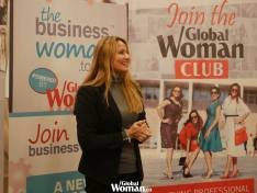 GW Club London Dec 2017 Giovana speaking