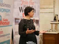 GW Club London Dec 2017 Mirela speaking