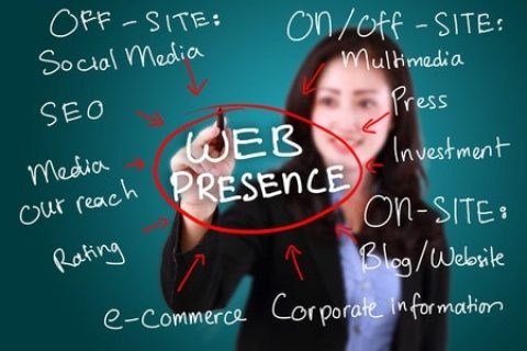 Building an On-line Business Presence