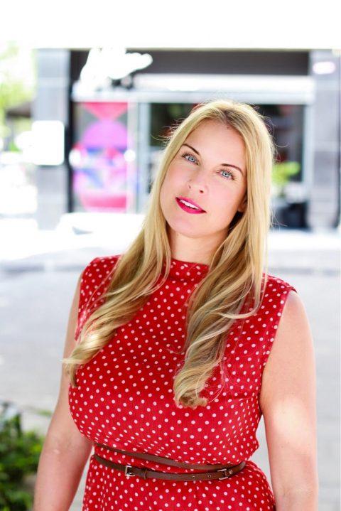 Sandra Wigren – From Pain to Power